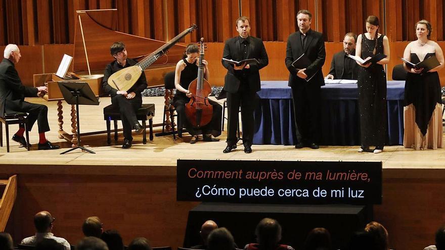 """Les Arts Florissants"", el dinamismo del Barroco francés en el Auditorio"
