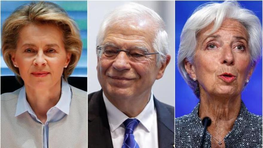 La ministra de Defensa alemana presidirá la Comisión Europea y Josep Borrell será el alto representante de Política Exterior