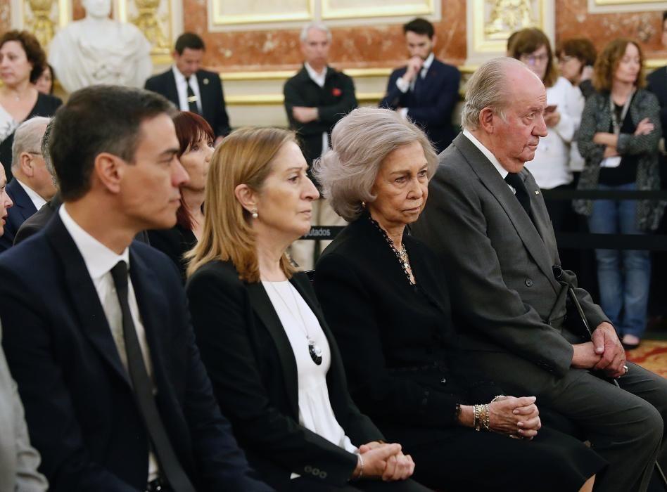 CAPILLA ARDIENTE DE RUBALCABA