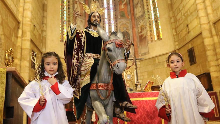 Domingo de Ramos - Entrada Triunfal