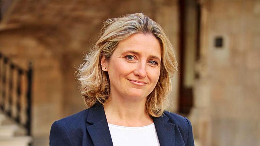 Sonia Vidal, única candidata al puesto de juez decano de Palma