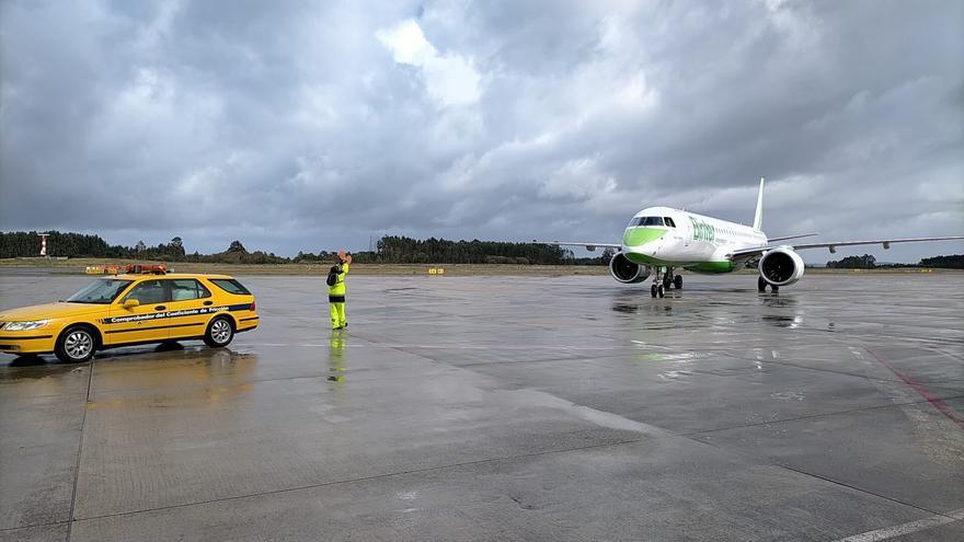 Binter abre nuevas rutas directas a Asturias y Jerez de la Frontera