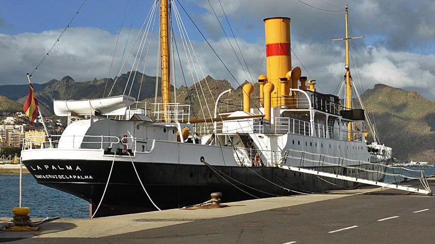 El CICOP colaborará en la restauración de la maquinaria original del Correíllo La Palma