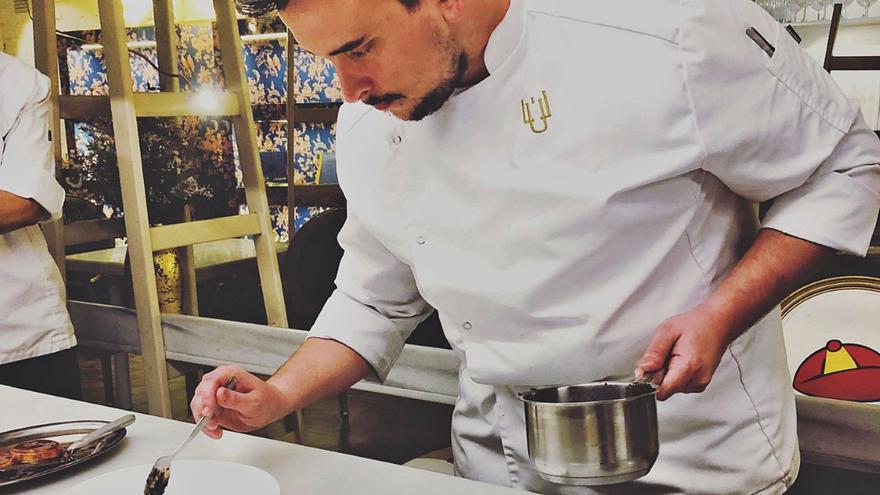 Un chef grancanario, entre los finalistas de un galardón a nivel mundial