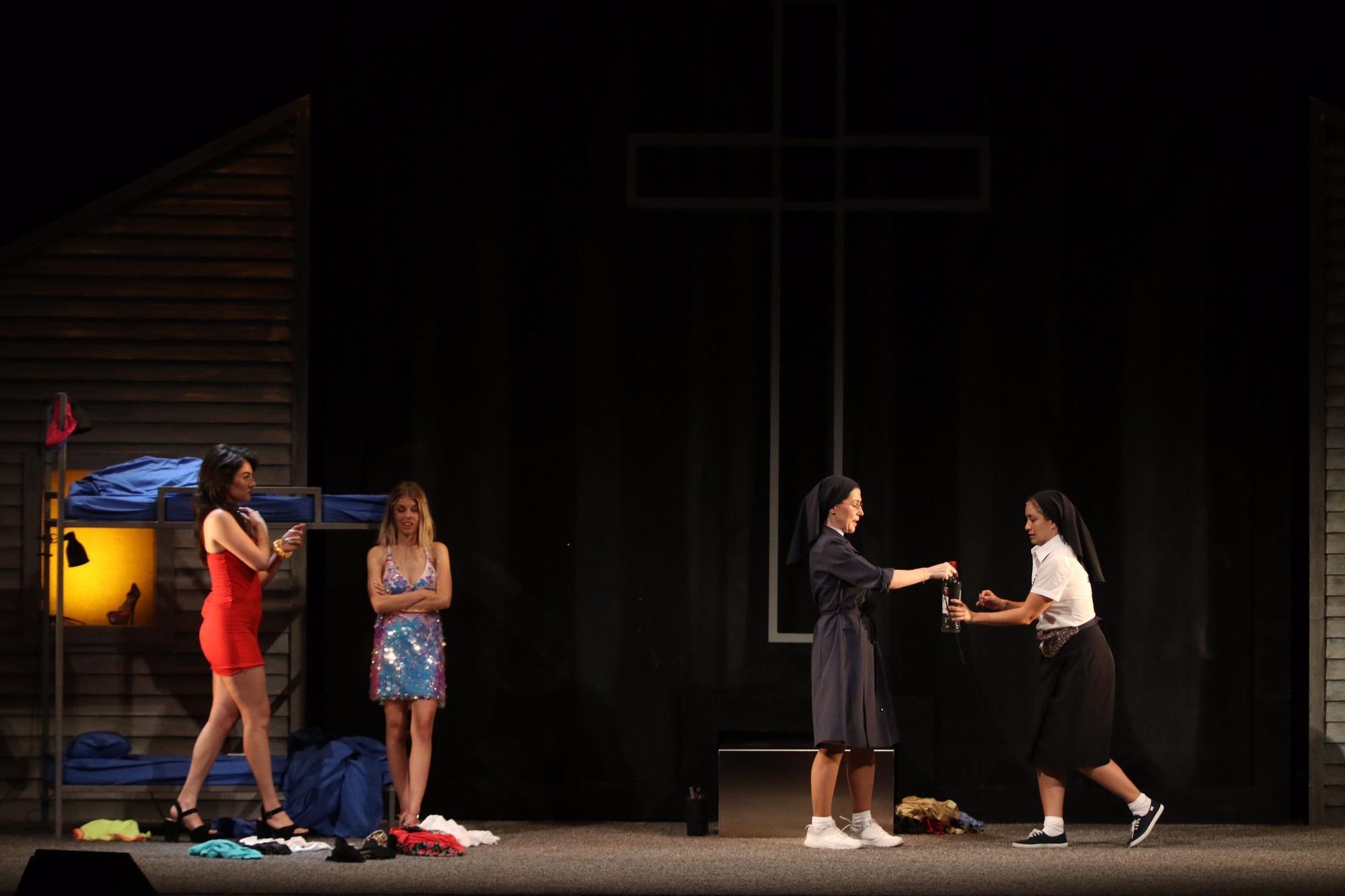 'La Llamada' regresa a las tablas del Cervantes
