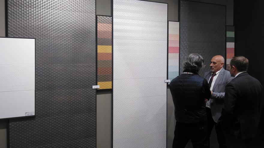 Esmaltes presenta un 'showroom' renovado