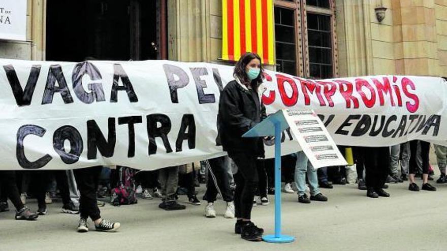 «Compromís contra la Crisi Educativa»