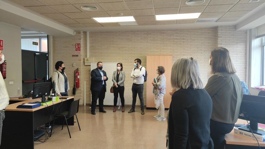 Una nueva oficina centraliza en Elche las ayudas para rehabilitar edificios y acceder a una vivienda