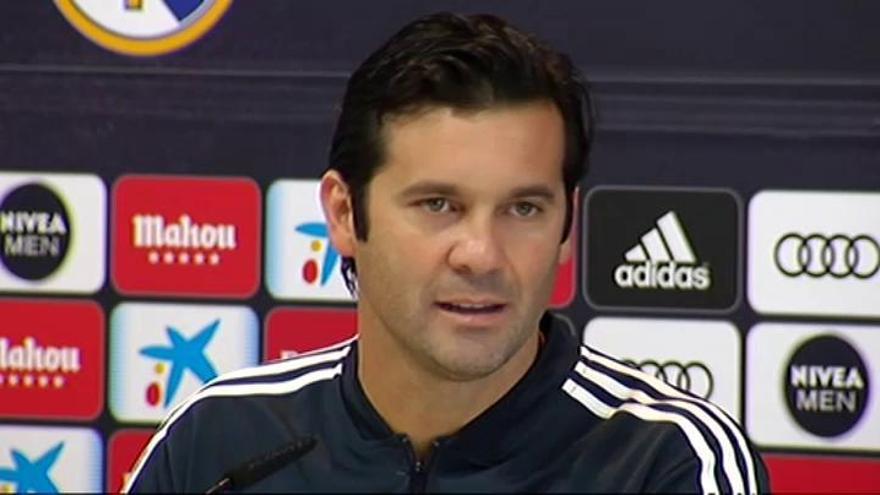 """Solari: """"Bale debe comerse el escenario cada vez que juega"""""""