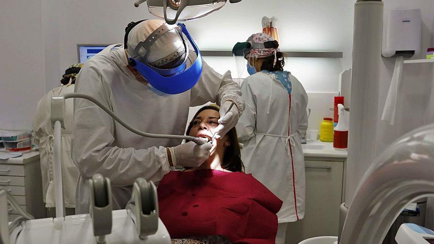 La salud dental sufre las consecuencias del estrés de la pandemia