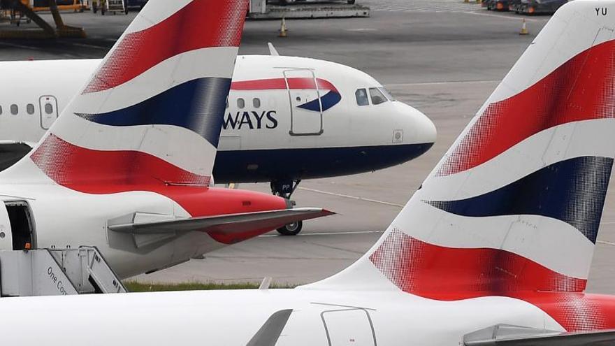 Multa a British Airways de más de 200 millones por el robo de datos de clientes