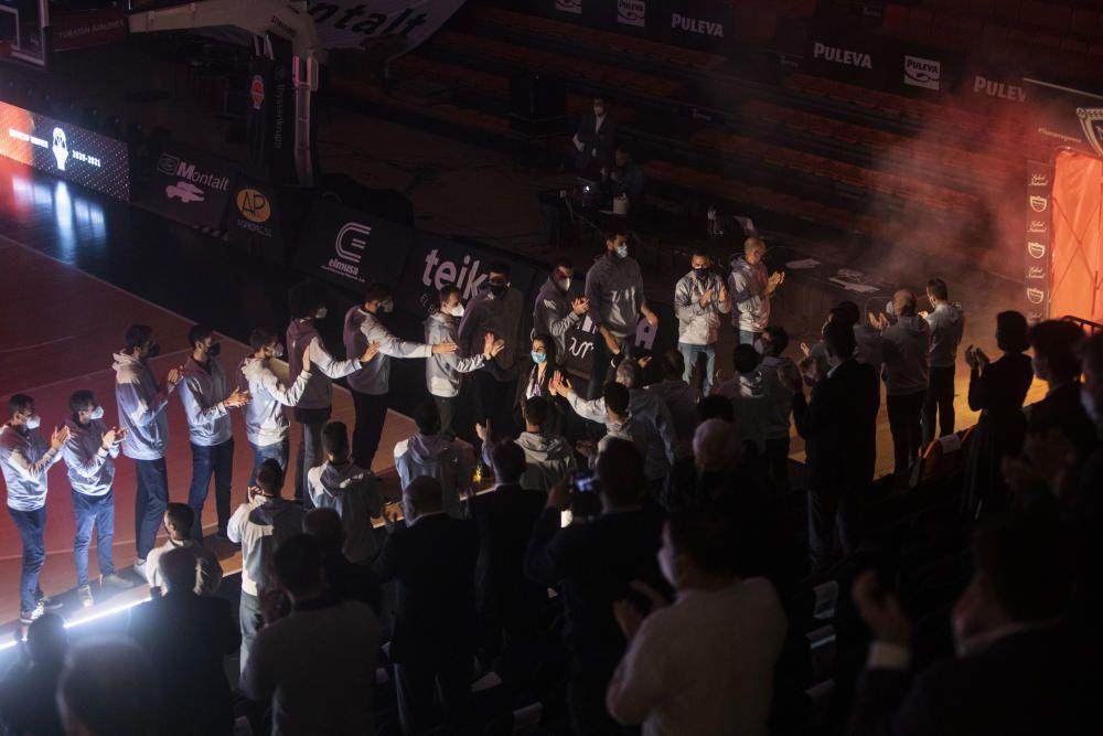 La fiesta de celebración en La Fonteta