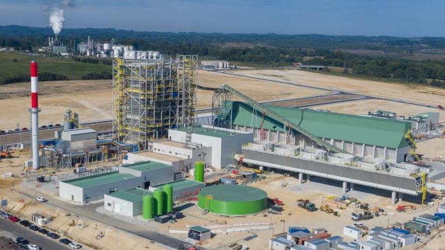 Greenalia mantiene activo su proyecto de biomasa en Gijón