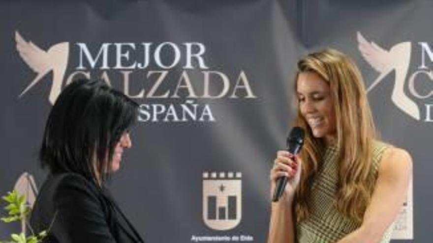 Ona Carbonell,  la Mejor Calzada