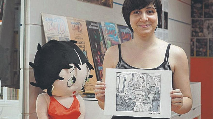 Santa Cruz Cómic subasta los dibujos donados por un centenar de artistas