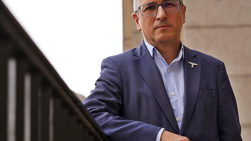 """Hugo Morán, secretario de Estado de Medio Ambiente: """"Proteger la biodiversidad no puede recaer sobre los hombros del ganadero"""""""