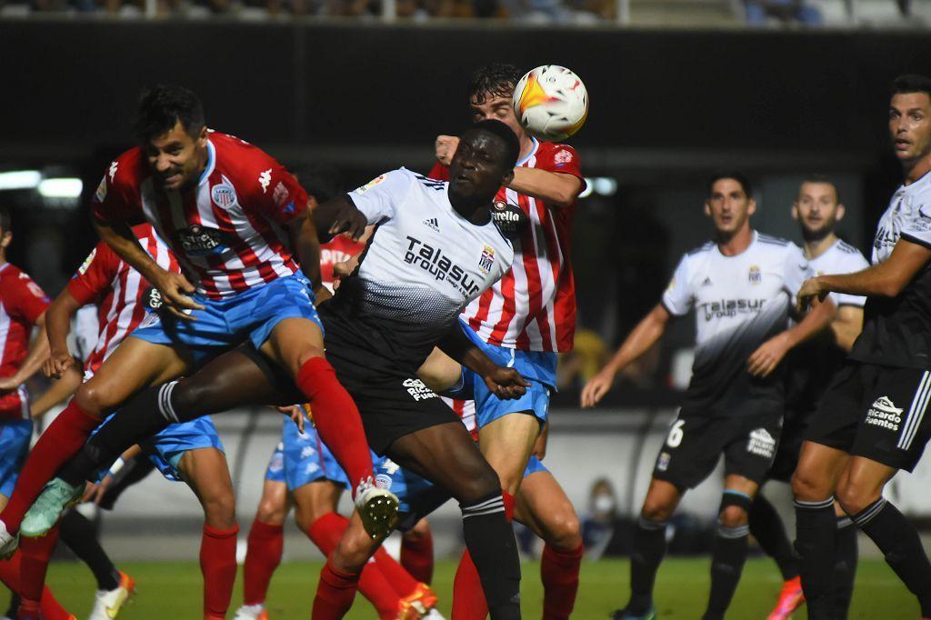 FC Cartagena - Lugo