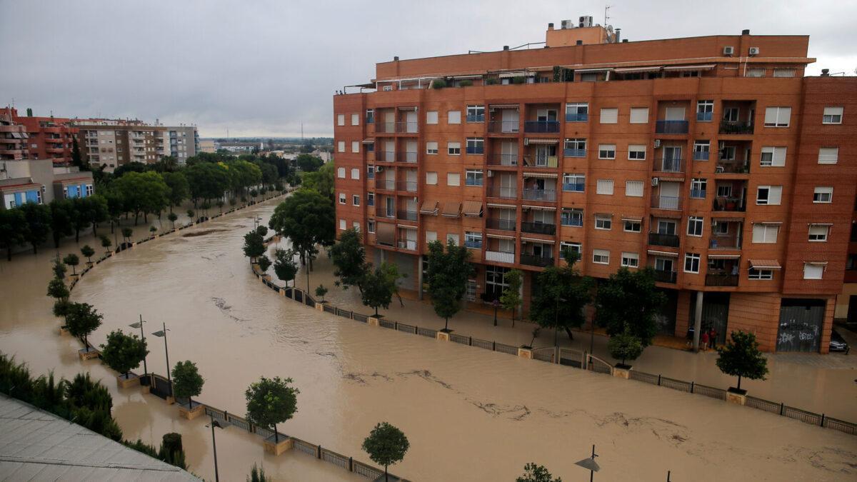 España sigue construyendo en zonas inundables: 2,7 millones de personas viven en ellas