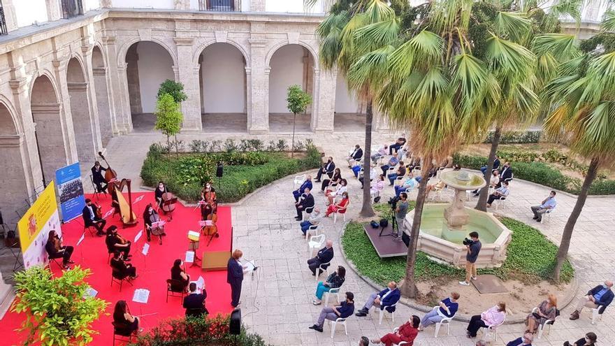 Llíria y su música miran al futuro tras su gran debut en la Unesco