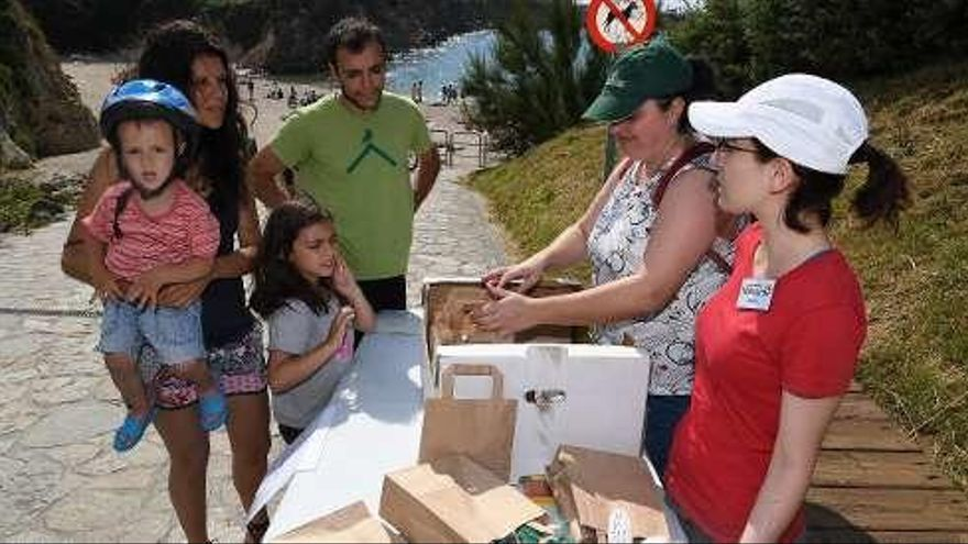 El Grupo Naturalista Hábitat celebra el aniversario de la Torre con una yincana