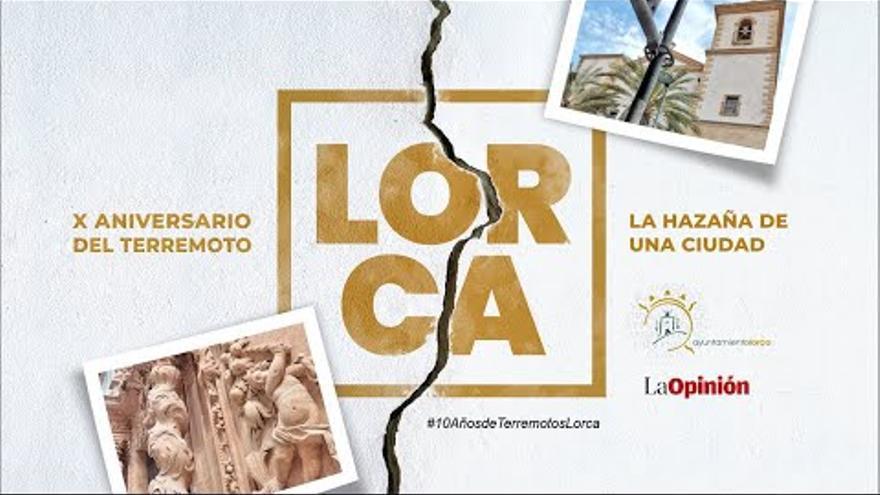 X Aniversario terremotos de Lorca. Mesa de expertos #10AñosTerremotoLorca