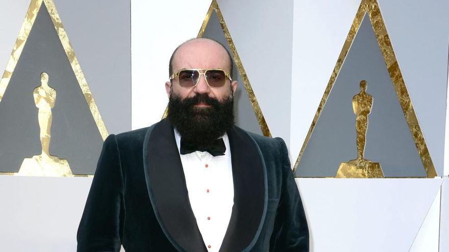 Paco Delgado, el único aspirante español a un Oscar