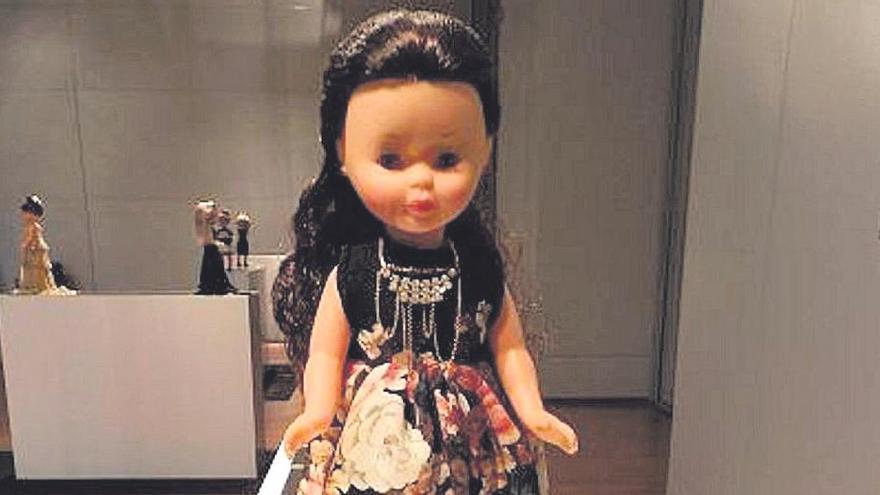 La muñeca Nancy contará su historia en una exposición en el Etnográfico