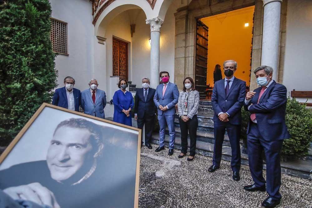 El 90 cumpleaños de Antonio Gala en imágenes