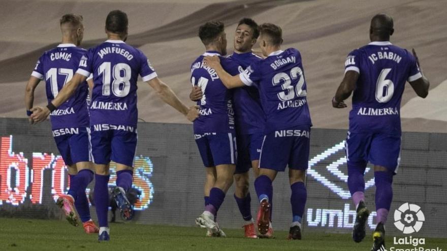 Todos los goles de la jornada 32 de Segunda: Pedro Díaz marca uno de los 'golazos' de la temporada