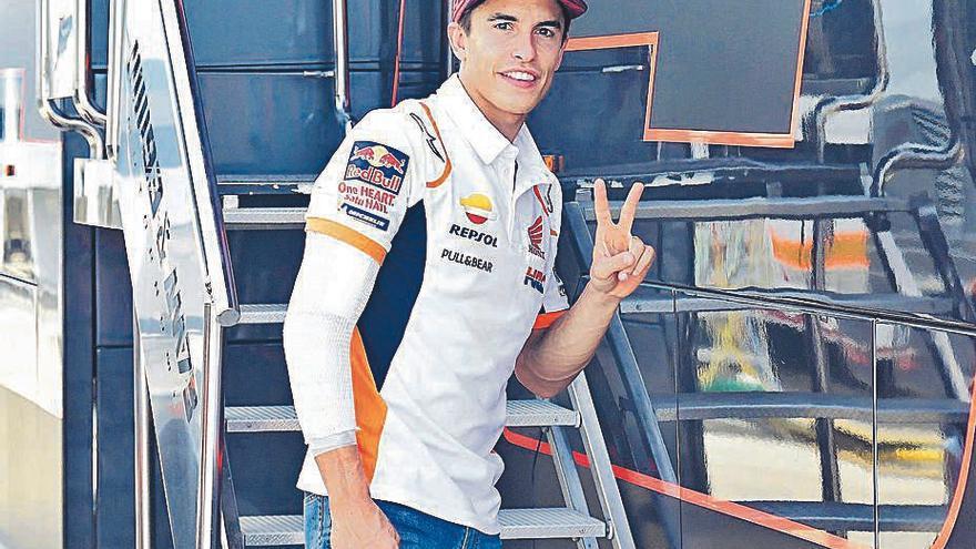 Bradl sustituirá a  Márquez en Brno