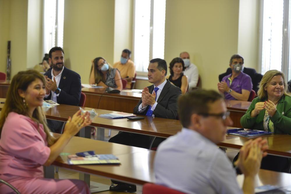 Celebración de las 50 cátedras de la UPCT