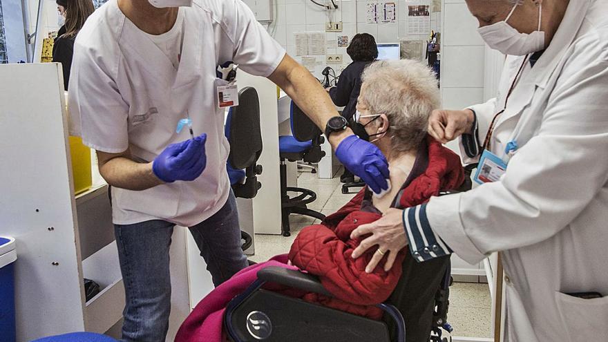 Primer día en más de cinco meses sin ningún nuevo contagio en los geriátricos de la provincia de Alicante