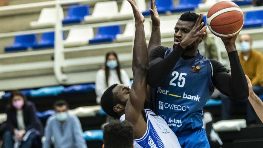 El Coruña, rival en el play-off del Oviedo Baloncesto, que perdió el último partido de la segunda fase ante el Granada