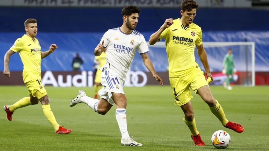 Así te hemos contado en directo del Real Madrid - Villarreal