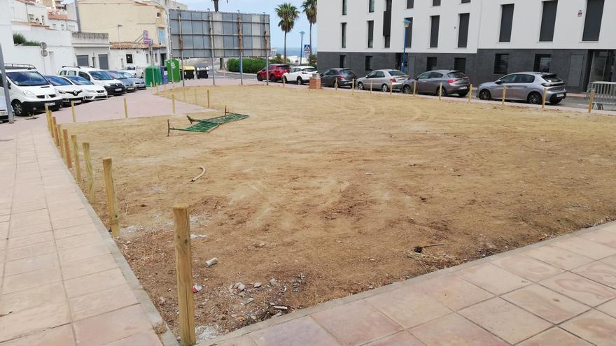 Palamós habilita un nou espai d'aparcament gratuït al Barri Vell