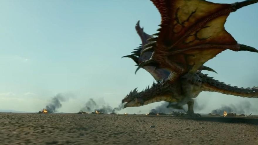 Milla Jovovich se enfrenta a monstruos brutales en el tráiler de 'Monster Hunter'