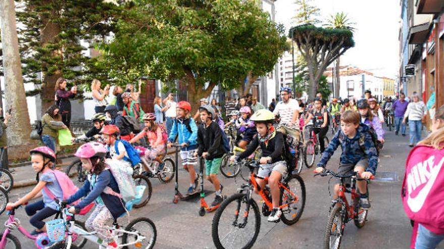 La Biciguagua busca nuevos ciclistas
