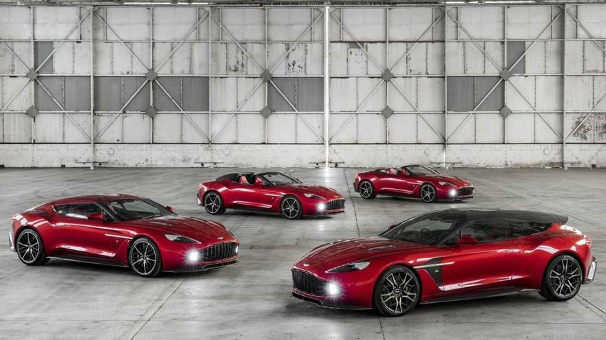 Daimler controlará el 20% de Aston Martin a cambio de tecnología