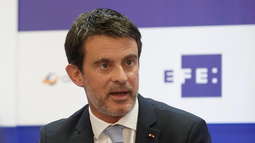 La nueva pareja de Manuel Valls es una diputada conservadora