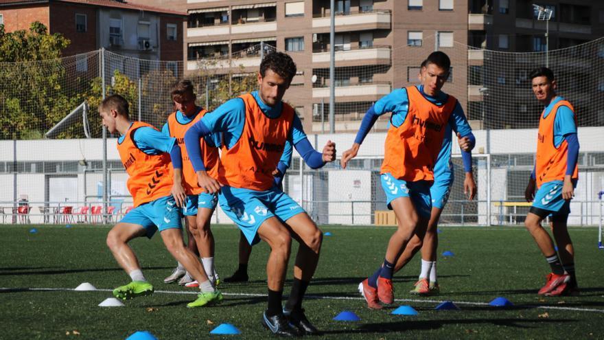 El Ebro busca clasificarse para la Copa del Rey ante el Lleida