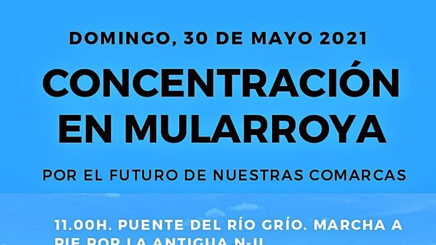 Constituida la plataforma 'Mularroya, Agua y Futuro' en defensa del embalse