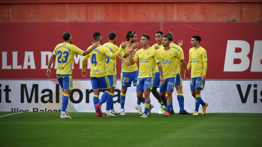 Real Mallorca - UD Las Palmas