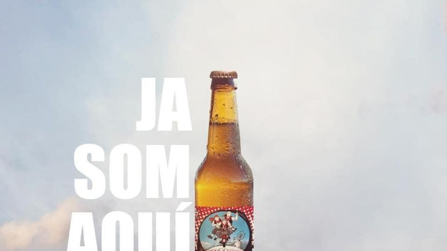 Nace Kinkristo, una cerveza suave, fresca y simpática