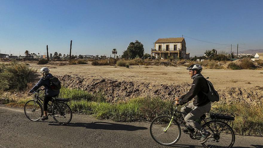 Historia de una urbanización  que chocó con un patrimonio