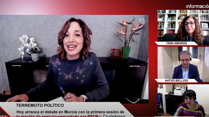 ¿Cómo puede repercutir la crisis política de Murcia y Madrid en Alicante?