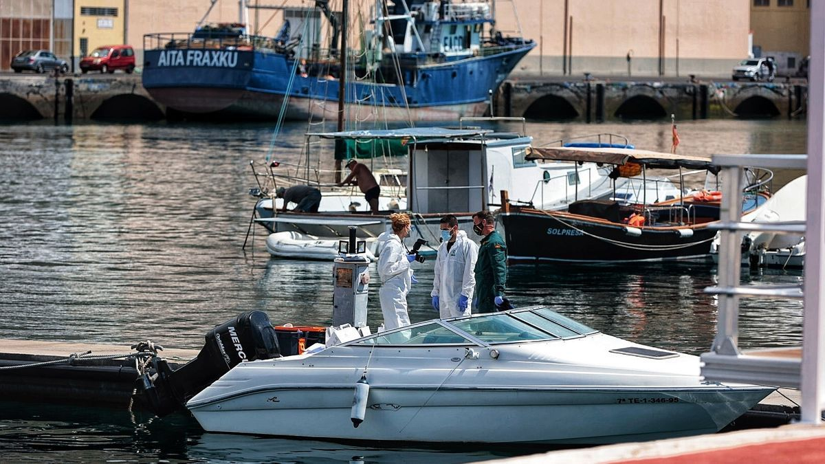 Continúa la búsqueda de las dos niñas desaparecidas con su padre en Tenerife.