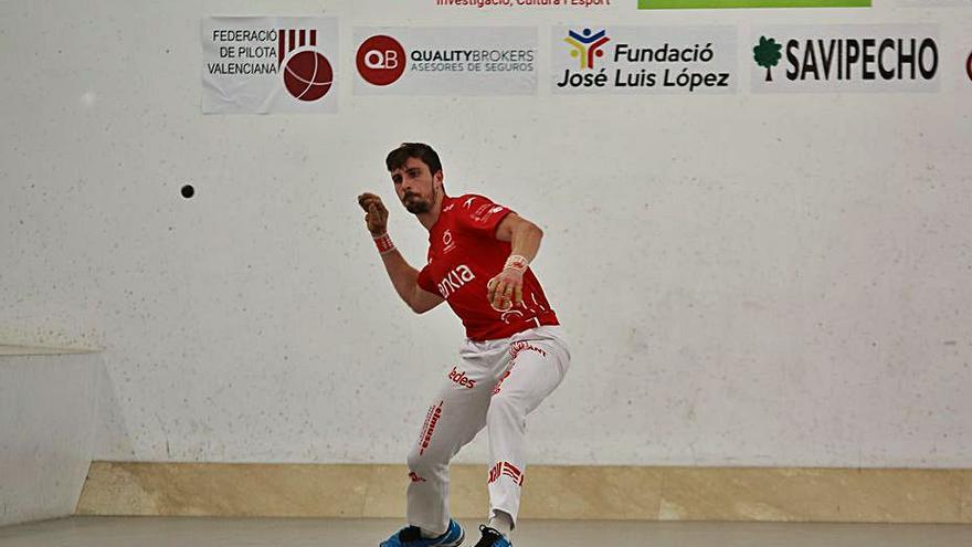 L'Individual tanca els quarts de final a Pelayo