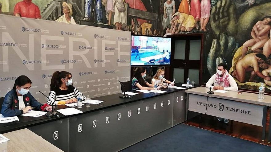 Tenerife participa en el encuentro de Ciudades Amigas de la Infancia