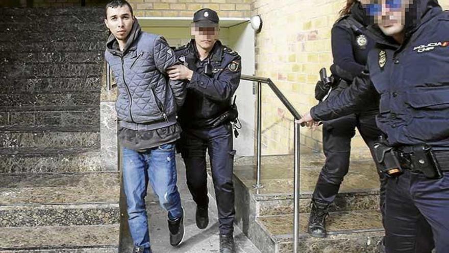 Tres detenidos por el crimen de un joven en Eivissa en Nochebuena