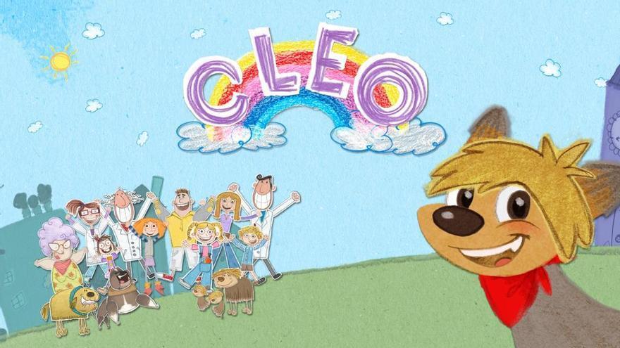 TEA proyecta nueve capítulos de la segunda temporada de la serie de animación 'Cleo'